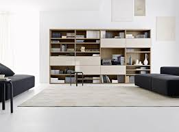 living room cabinets and shelves storage organization inspiring white wooden full wall storage