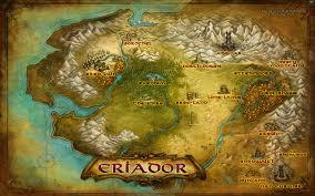 Map Of Nirn Middle Earth Vs Tamriel Battles Comic Vine