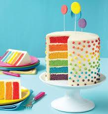 How To Make Sweet Decorations Best 25 Easy Rainbow Cake Recipe Ideas On Pinterest Rainbow