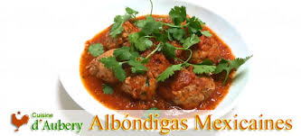recette de cuisine mexicaine les albóndigas mexicaines sauce chipotle de rick bayless