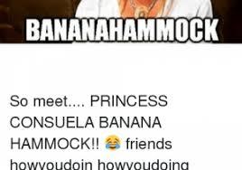 Banana Hammock Meme - hammock there s banana hammocks everywhere realization jd