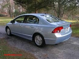 gas mileage for 2007 honda civic cool eco cars 06 07 honda civic hybrid economy and style fast