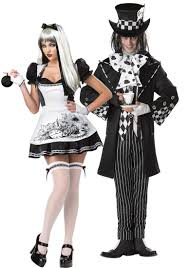 Mad Hatter Halloween Costume Deluxe Dark Mad Hatter Costume Costume Craze