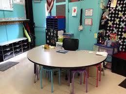 chevron and centers teacher week 15 classroom tour