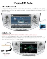 2007 lexus rx400h navigation system android 5 1 1 in dash dvd gps system for 2003 2009 lexus rx 300