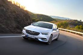 opel insignia 2017 white new flagship prices for opel insignia grand sport start at u20ac25 940