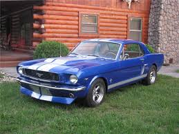 custom 1966 mustang 1966 ford mustang custom 2 door hardtop 133554