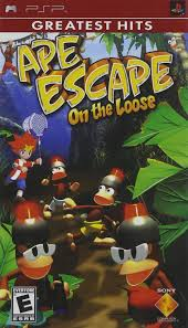 amazon com ape escape on the loose psp video games