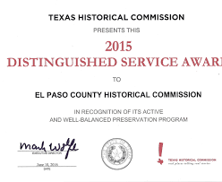 Paso A Paso by Home El Paso County Historical Commission