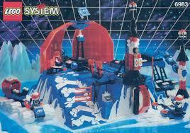 Lego Instructions 6983 Ice Station Odyssey Lego Instructions
