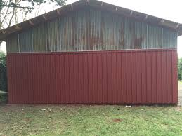 Menards Metal Roofing Colors by Ideas Great Tin Siding Option For Metal Wall Panel Systems