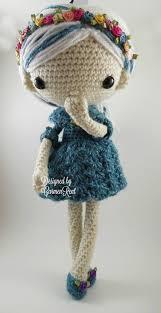 etsy crochet pattern amigurumi azul amigurumi doll crochet pattern pdf von carmenrent auf etsy