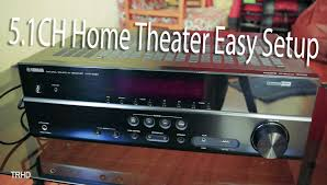 best home theater for music how to setup home theater to tv very easy youtube