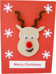 make christmas cards card idea for the kids to make school cards ideas