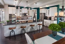 st andrews model at silverleaf kitchen ryland homes