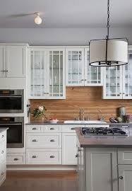 what color backsplash with wood cabinets 24 wooden kitchen backsplashes for a wow effect digsdigs