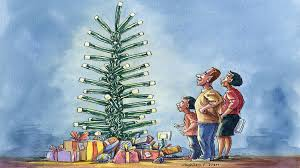 my christmas tree lights and the success of globalisation