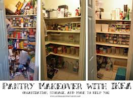 kitchen pantry organization and make over lovebugs and postcards
