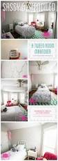 White Bedroom With Purple Accents 73 Best Girls Bedroom Decor Images On Pinterest Bedroom Ideas