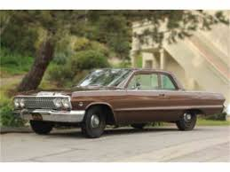 1961 to 1963 chevrolet biscayne for sale on classiccars com 14