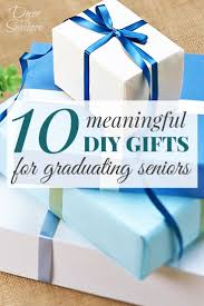 great graduation gifts 10 meaningful diy graduation gifts for seniors decor by the seashore