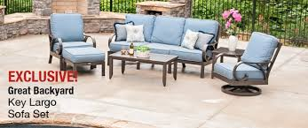 patio sofa sets chattanooga knoxville asheville great backyard