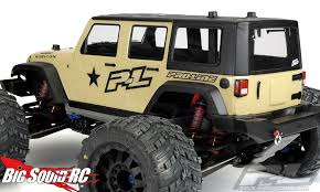 monster jeep jk pro line jeep wrangler unlimited rubicon clear monster truck body