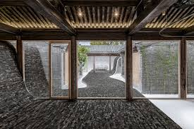 archstudio creates continuous movement in the renovation of