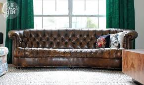 Leather Chesterfield Sofas For Sale Chesterfield Sofa Craigslist Wojcicki Me