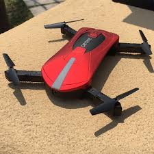 Radio Control Helicopters With Camera Red Jdtoys Jd 18 0 3mp Camera Wifi Fpv Foldable Selfie Pocket
