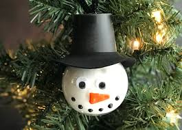 craft create cook snowman ornament craft craft create cook