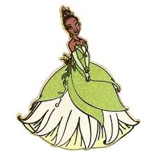 wdw store disney princess frog pin princess tiana