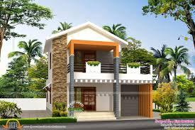 3 Bhk Kerala Home Design Modern House Plans In 3 Cents