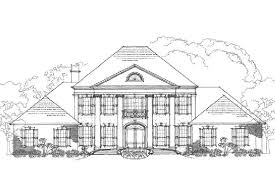 colonial style home plans colonial style house plan 7 beds 5 00 baths 4623 sq ft plan 325 227