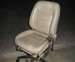 car chair covers cheap car seat office chair 4 steps with pictures
