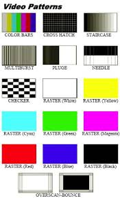 color pattern generator hg 139 hdtv pattern generator gme technology llc