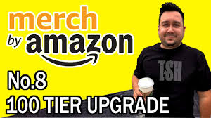 merch by amazon i just leveled up to 100 designs youtube
