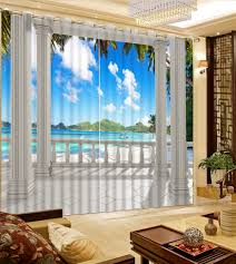 Living Room Curtains Cheap Online Get Cheap Beautiful Living Room Curtains Aliexpress Com