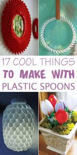 329 best plastic spoon crafts images on pinterest plastic spoons