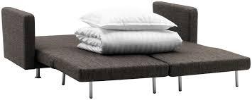 canap lit bo concept canapé lit contemporain en tissu 2 5 places melo boconcept