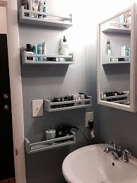 shelf liners ikea ikea bekvm spice rack saves space on bathroom storage beautiful diy bathroom storage hi res wallpaper