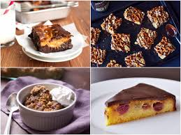 16 thanksgiving desserts that aren t pie serious eats