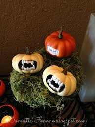 Small Pumpkins Decorating Ideas Domestic Femme Easy Diy Halloween Crafts