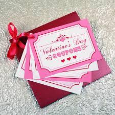 valentine u0027s day coupon book template u2013 download u0026 print