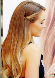 straight or curly hair for 2015 stylish half straight half curly hair pertaining to your hair my