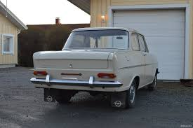 1966 opel kadett opel kadett a 1 0 sedan 1966 used vehicle nettiauto