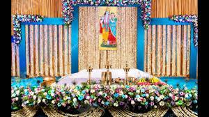 Wedding Stage Decoration Madurai Decorators New Season Wedding Stage Decoration Youtube