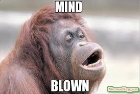 Mind Blown Meme - mind blown meme monkey ooh 12591 page 9 memeshappen