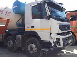 used volvo trucks used volvo fmx 420 concrete trucks year 2011 price 118 025 for