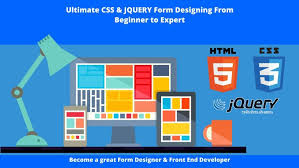 ultimate css u0026 jquery form designing from beginner to expert